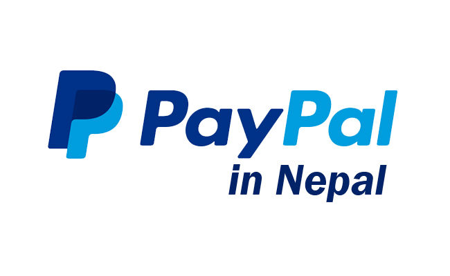 PayPal Account in Nepal