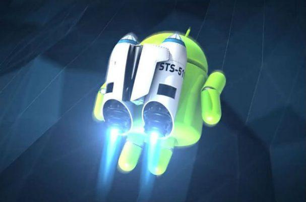 Smartphone run faster