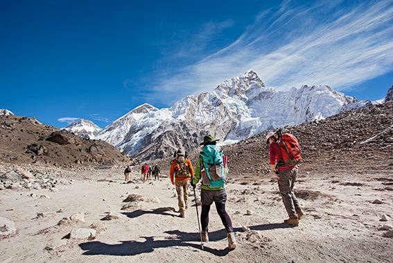 Best Trekking Route in Nepal