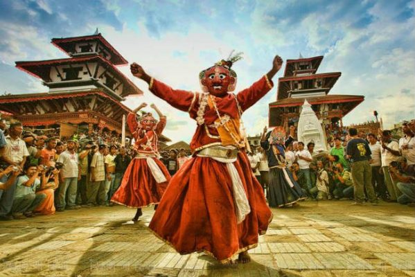 Classical and folk dances of Nepal