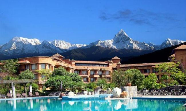 Best  Star Hotel In Pokhara Nepal
