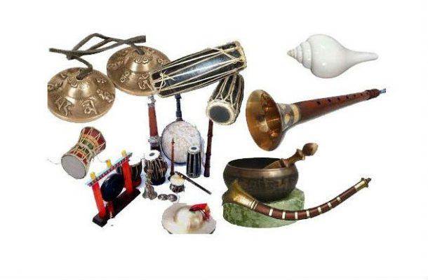 nepali musical instruments