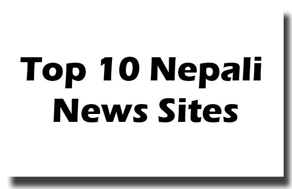 Nepal News Top 10 Nepali Sites