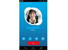 use skype to go calling