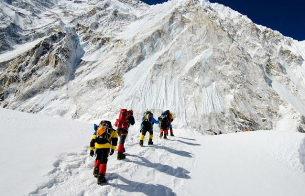 Climb Mount Everest?