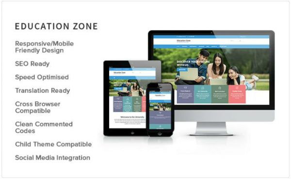 Education zone wordpress business themes