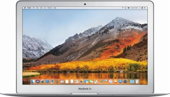 MacBook Air 2015 256GB Flash Storage