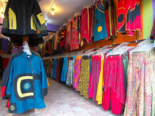 clothes shop in kathmandu