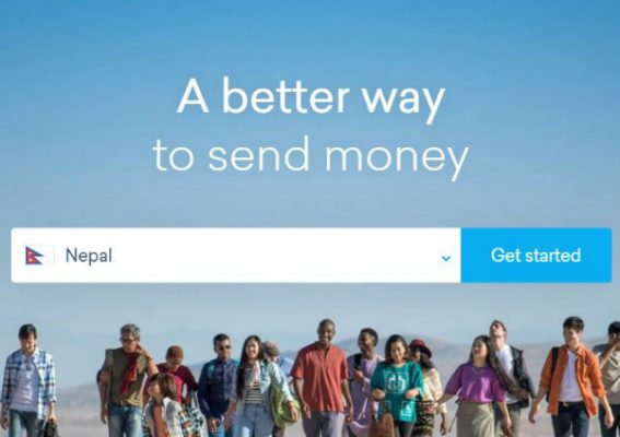 WorldRemit to send money nepal