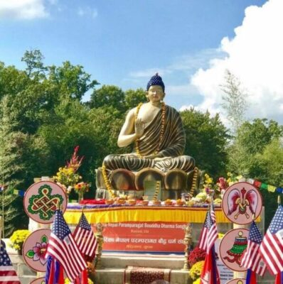 Pashupati – Buddha Mandir – Maryland Nepali Temples in the United States