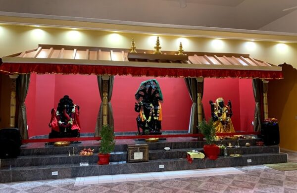 Shree Pashupatinath Mandir – Fort Bend County, Texas