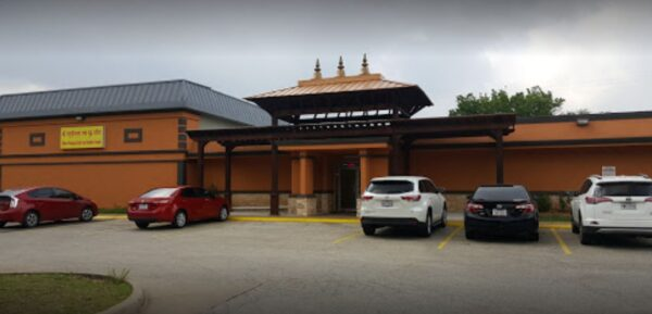 Shree Pashupatinath and Buddha Nepali Temples in the United States